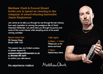 Bristol Invite